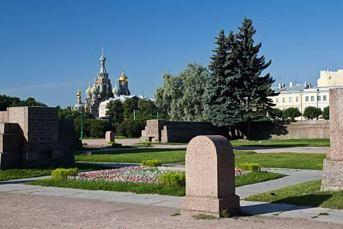 Санкт-Петербург. Марсово поле