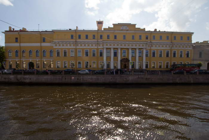 Санкт-Петербург. Дворец Юсупова.