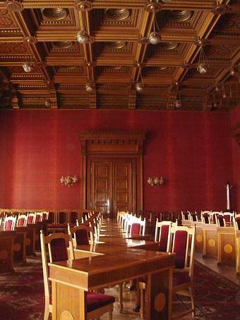 Зал Ученого совета