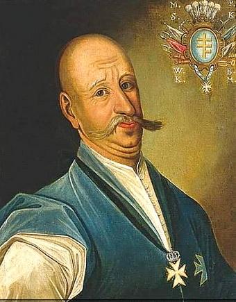 Николай Потоцкий и его герб