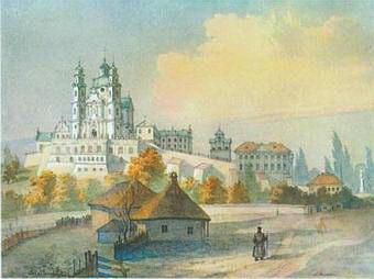 Рисунок Т.Шевченко 1846 г.