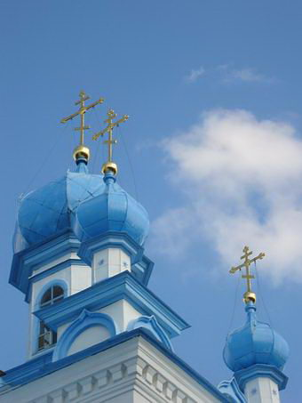 Купола в небе