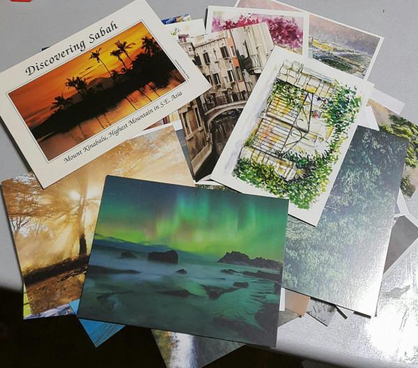 Открытки, посткроссинг открытки иваново