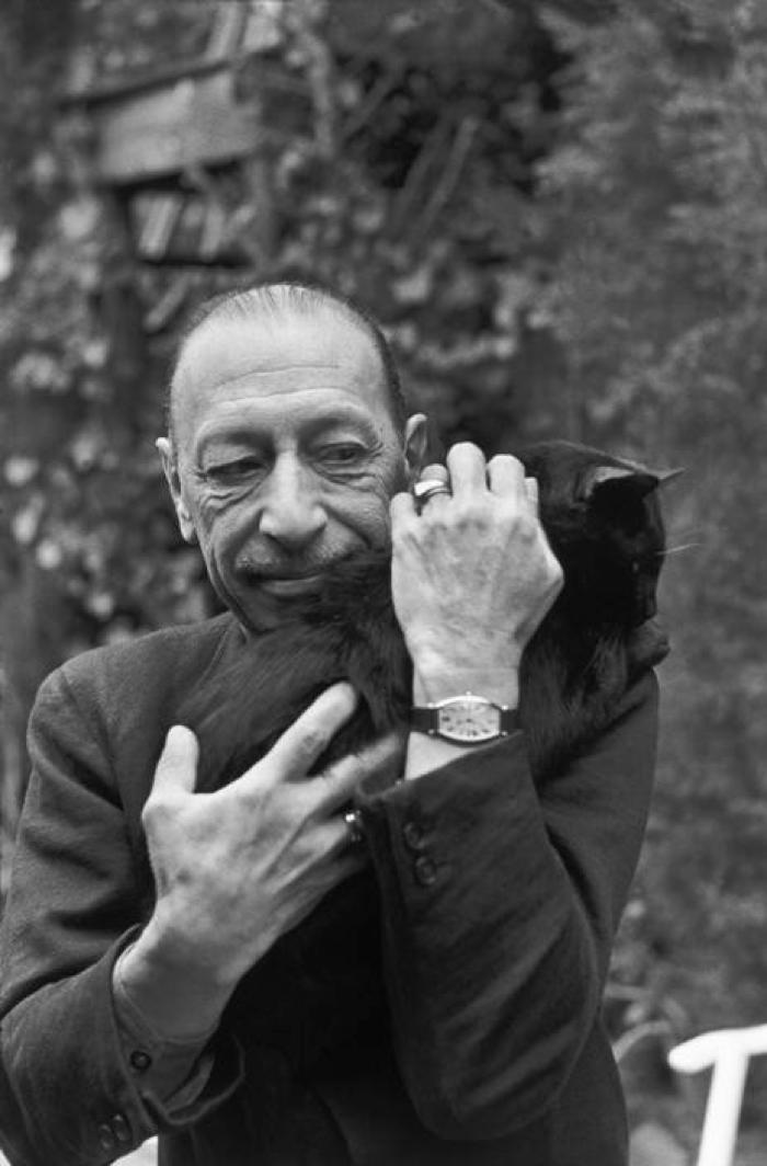 Фото Анри Картье-Брессона, 1947 г.