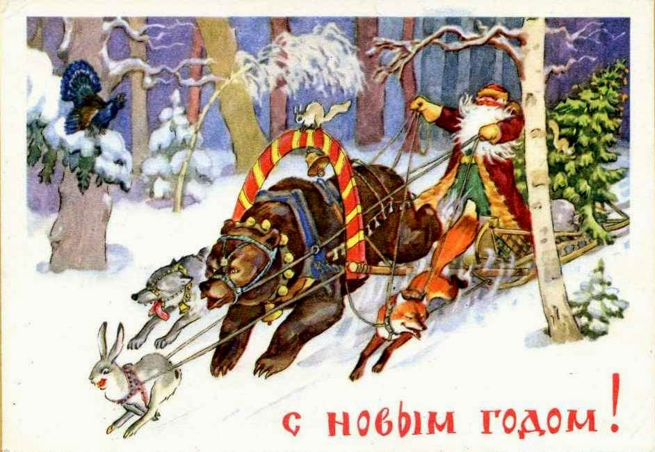 Художник К. Лебедев, 1957