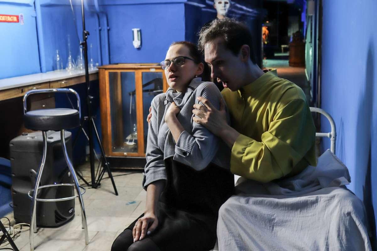 Дарья Батова и Игорь Макаров. Фото Юлии Утышевой (vk.com/yulia_ut)