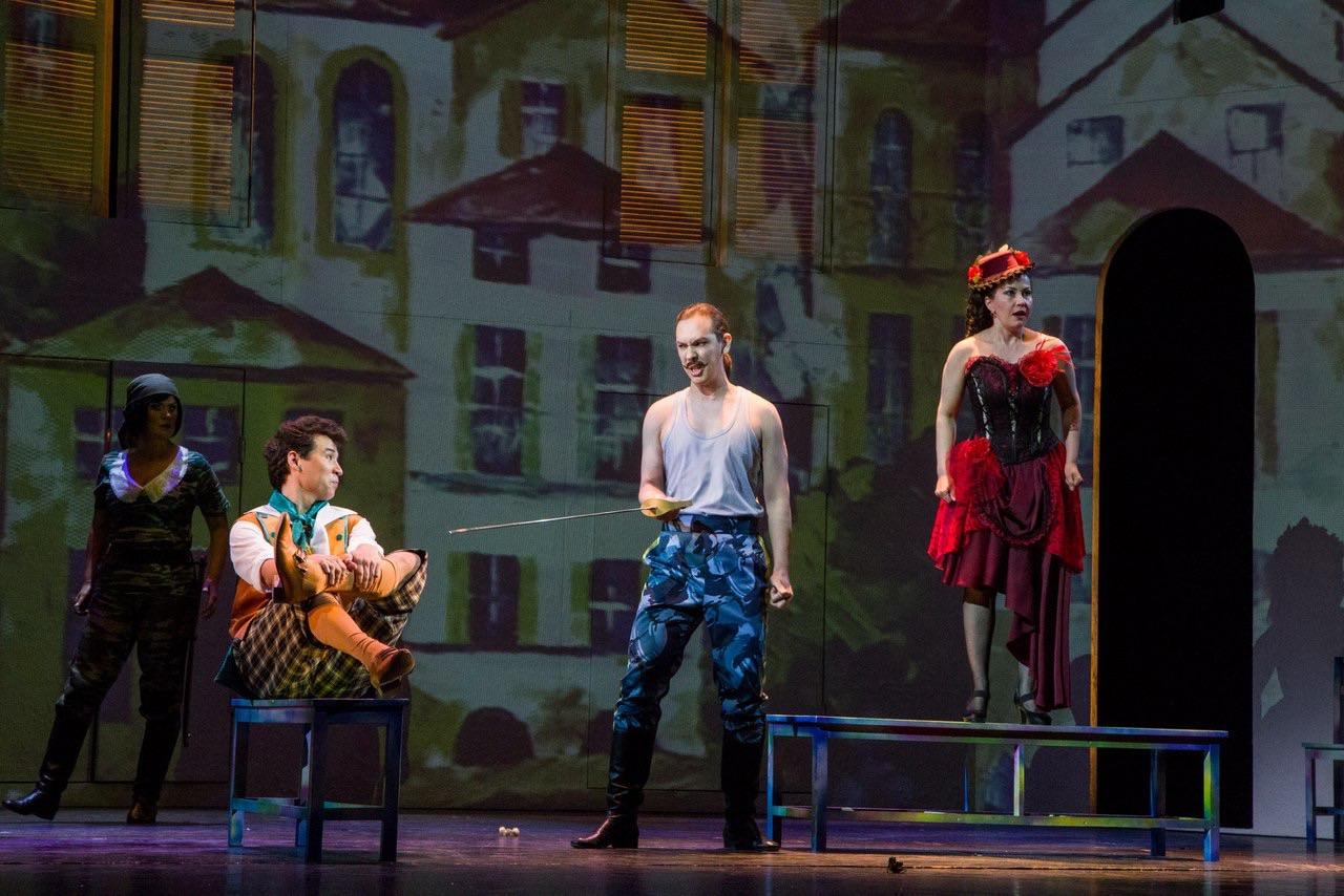 Фото Виталия Голубева, Музыкальный театр Карелии