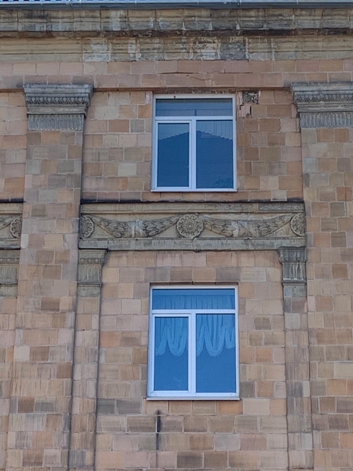 Здание Специализированной школы искусств