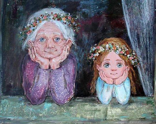 Картина Нино Чакветадзе
