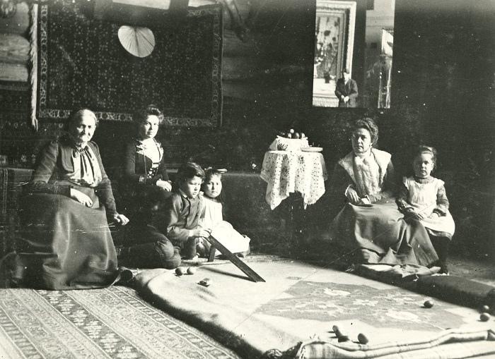 [1900-е]. ОР ГТГ