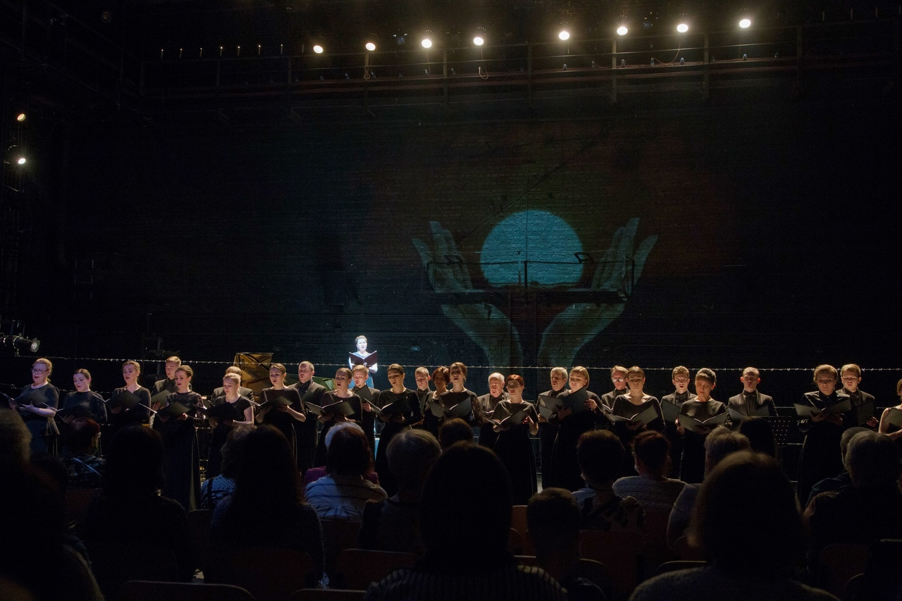 Музыкальный театр Карелии, 13.05.2021. Фото Виталия Голубева