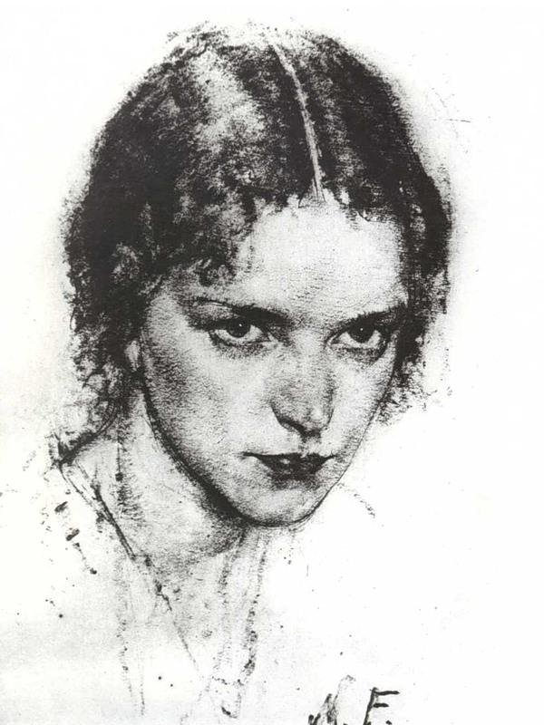 Николай Фешин. Ия. Середина 1930-х.