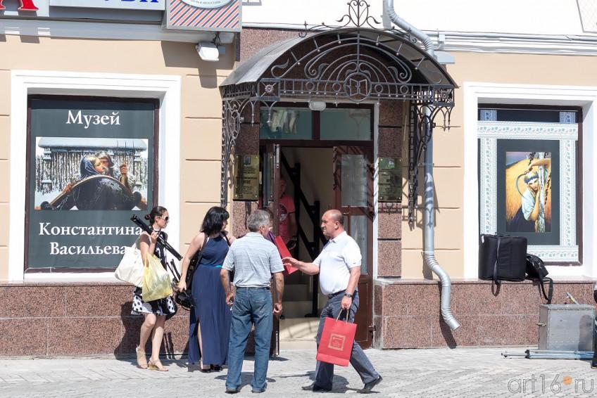 Так выглядел вход в музей несколько лет назад. Фото: art16.ru