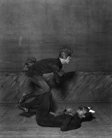 Костюмы Михаила Ларионова. 1929 год© Getty Images