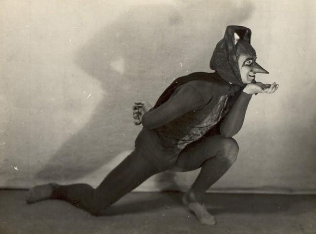 Костюмы Михаила Ларионова. 1920-е годы © Государственная Третьяковская галерея