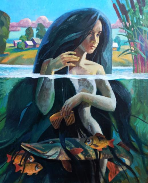 Фарид Якупов «Су анасы. (Водяная)»