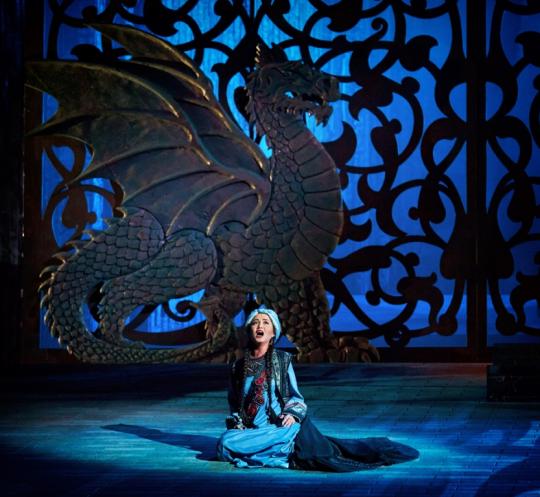 Фото: Татарский театр оперы и балета им.Джалиля