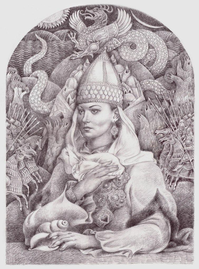 Булат Гильванов «Сююмбике», 2010