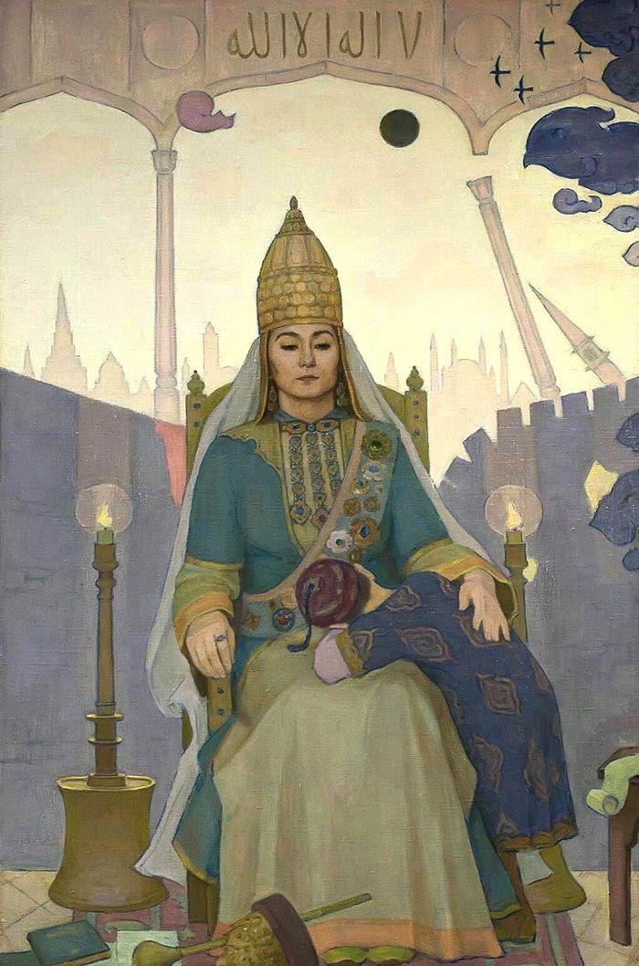 Рифкат Вахитов «Сююмбике», 2013
