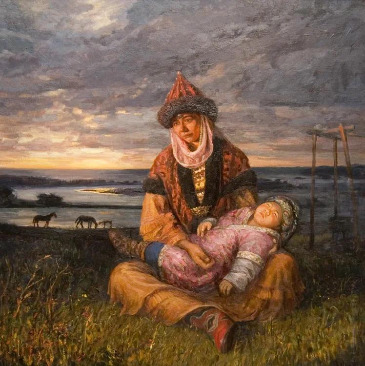 Фиринат Халиков «Сююмбике и Утямыш», 2007