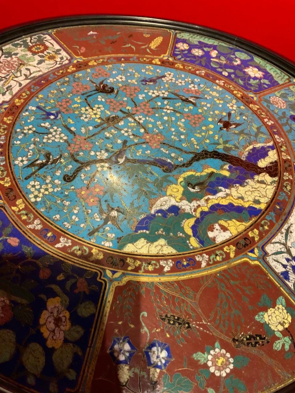 Стол. Китай, конец XVIII в.