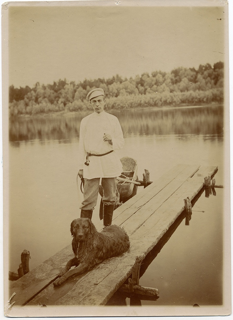 Фото из фондов Российского национального музея музыки