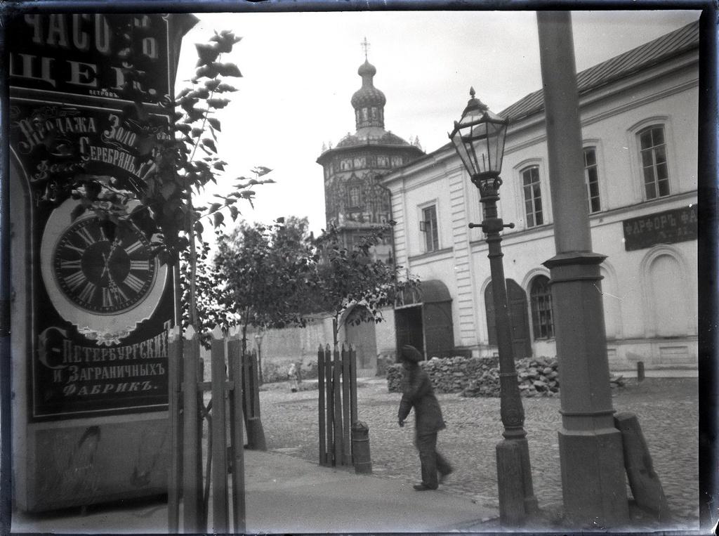Петропавловский собор, 1898 год. Фото: Александр Живаго/russiainphoto.ru