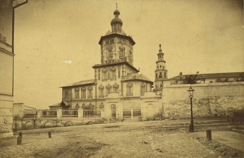 Петропавловский собор, 1879 год. Фото: Владимир Бебин