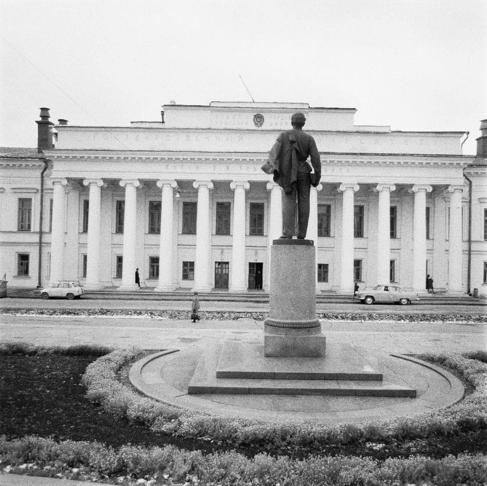 1965 год. Фото: Peter, Richard jun/Kazan Nostalgique