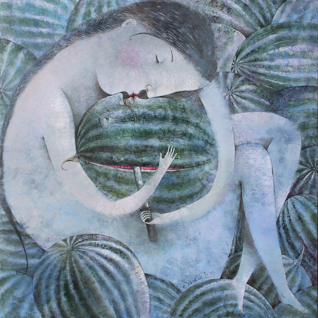 """Анна Силивончик """"Мой сладкий"""" (2015)"""