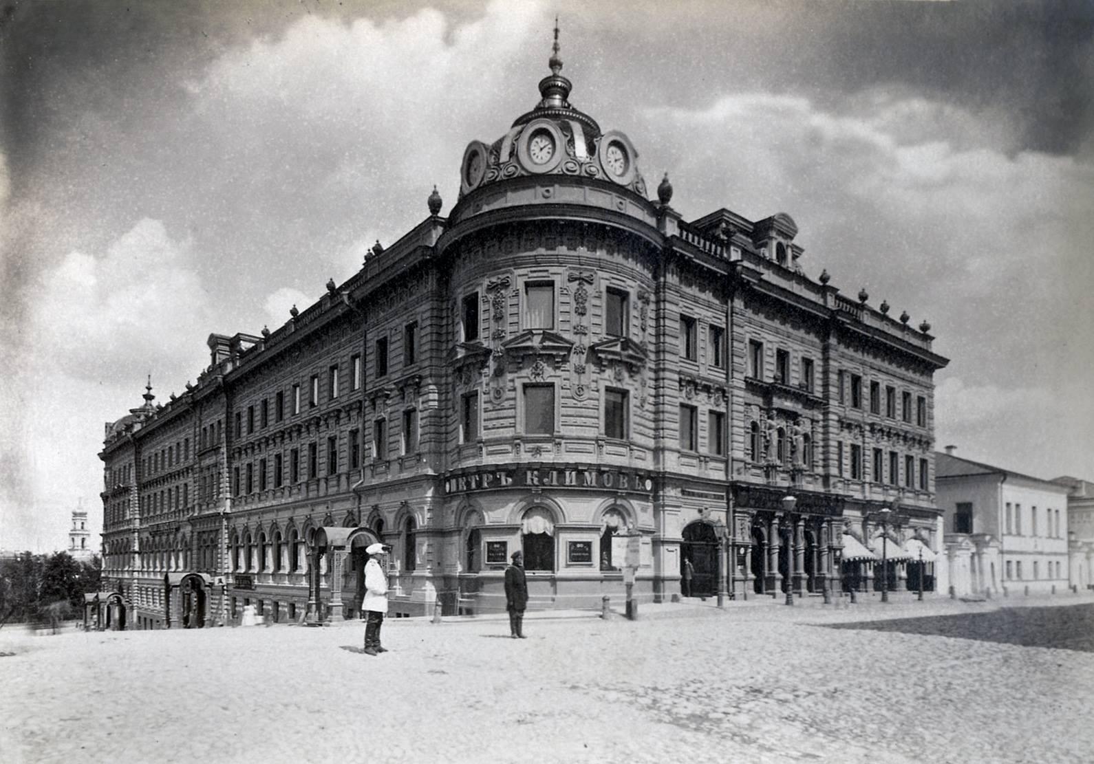Александровский пассаж, 1892 год. Фото: Владимир Бебин
