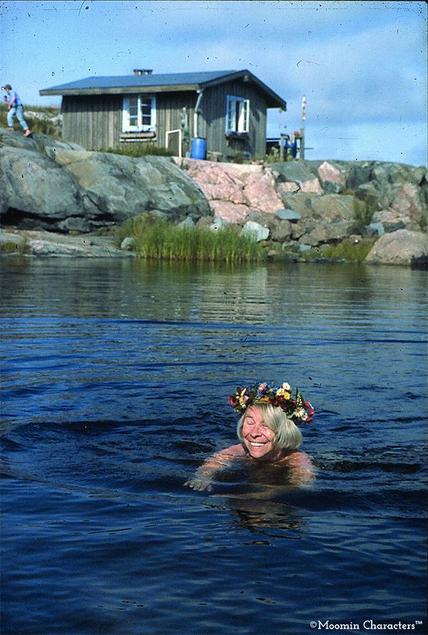 Tove Jansson — ®Per Olov Jansson