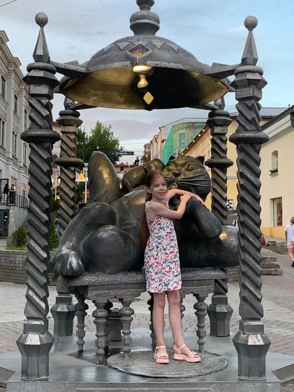 Казань, июль 2021