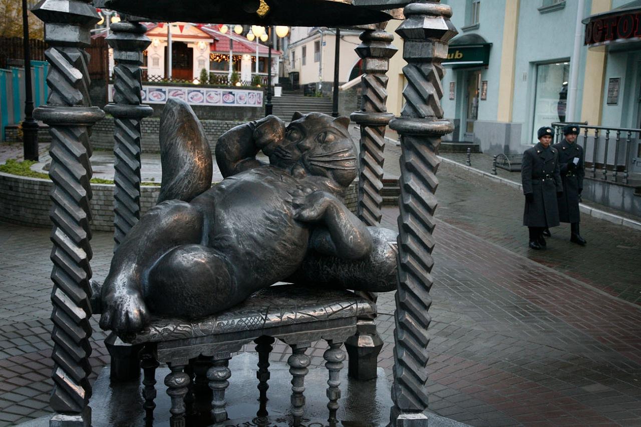 Кот Казанский. Фото Евгения Канаева