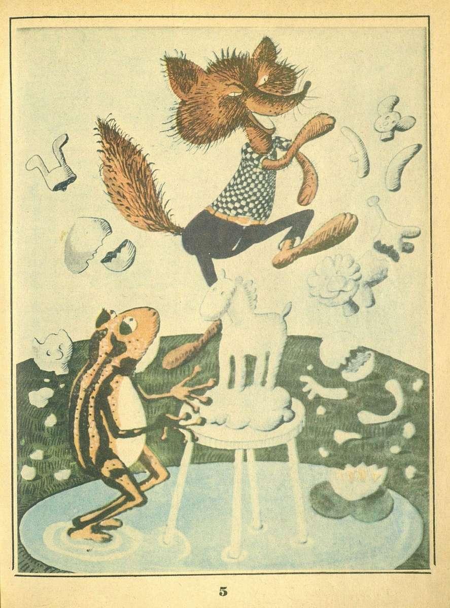 Мурзилка. 1978. № 09