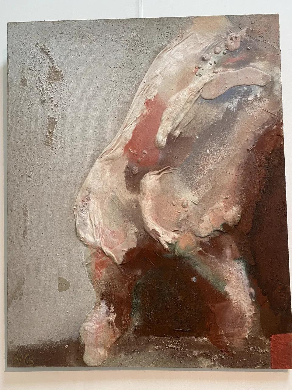 Валерий Лукка Триптих «Торсы» (2003)