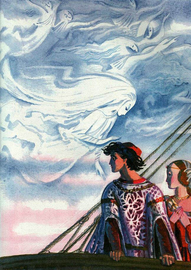 Иллюстратор Ника Гольц