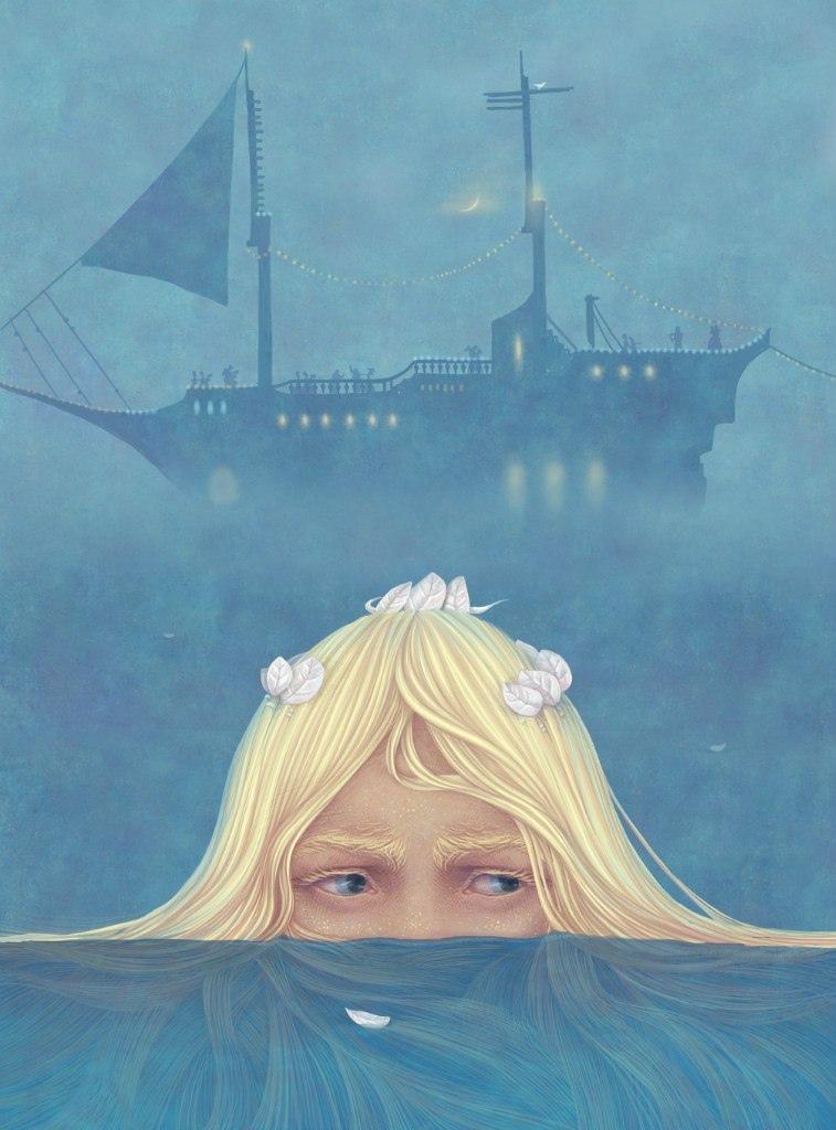 Иллюстратор Галя Зинько
