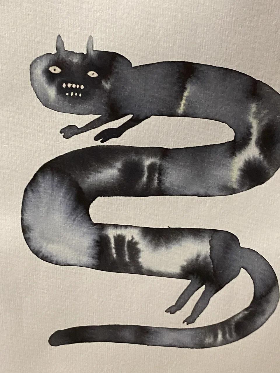 Выставка «Кажется, я всё ещё люблю рисовать». Автор: Дарья Вихко