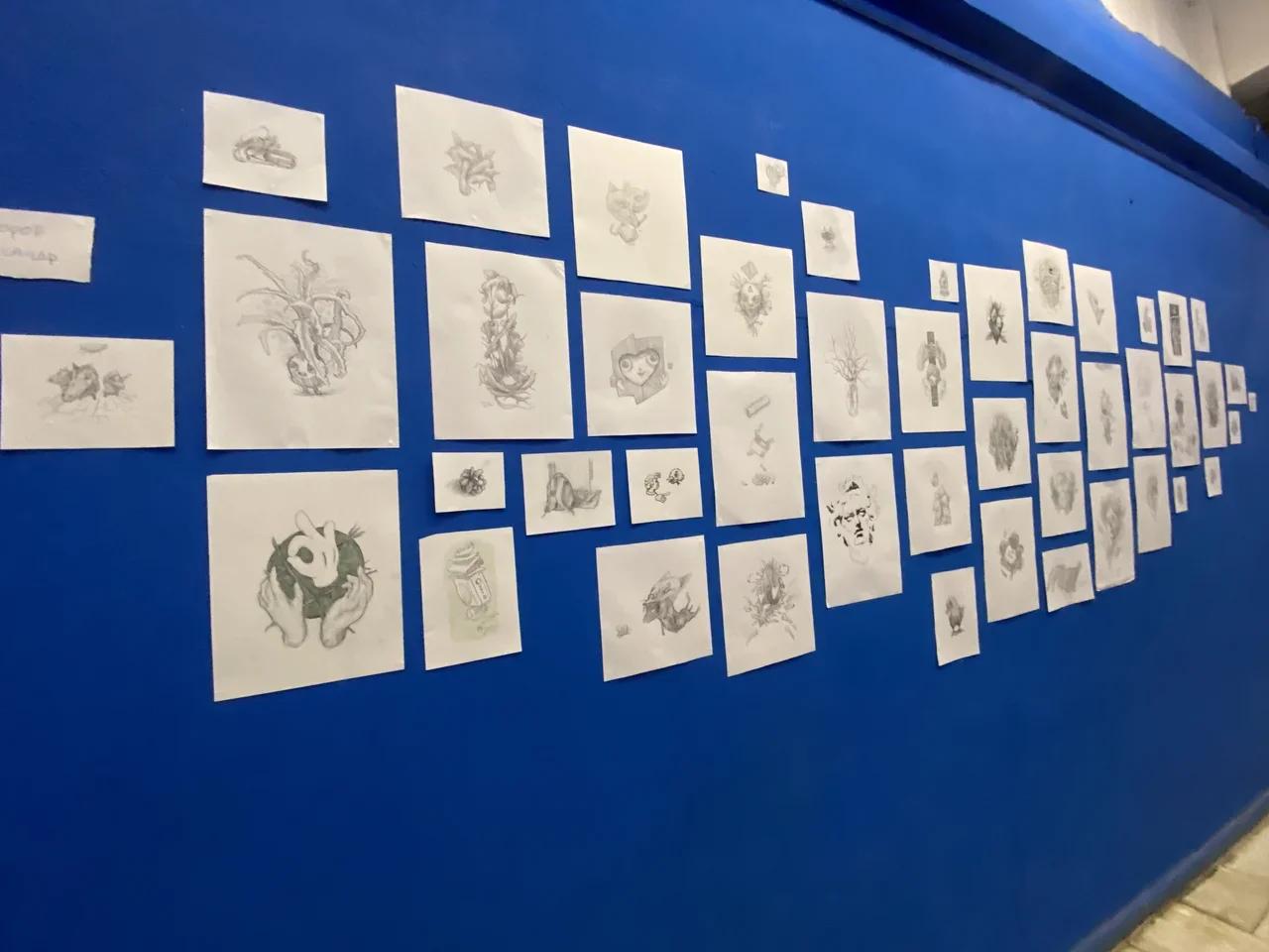 Выставка «Кажется, я всё ещё люблю рисовать»