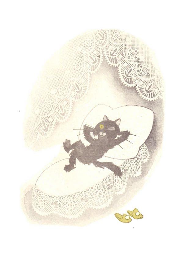 Борис Заходер «Сказочка», иллюстрации Генриха Валька