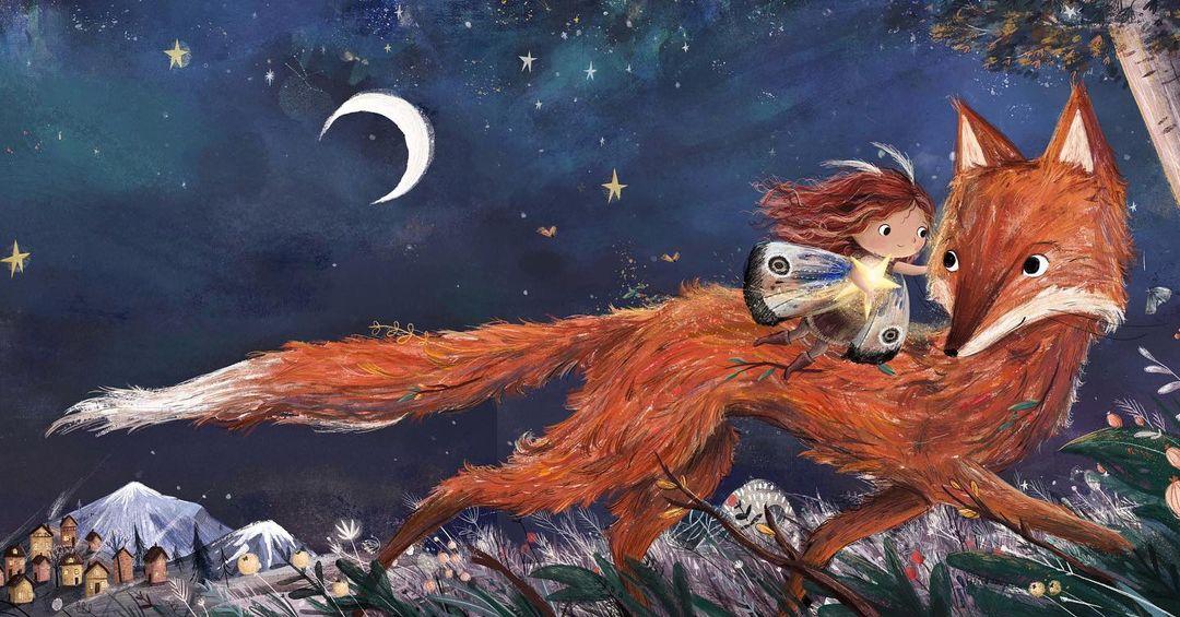 Lucy Fleming «Ella's Night Lights»