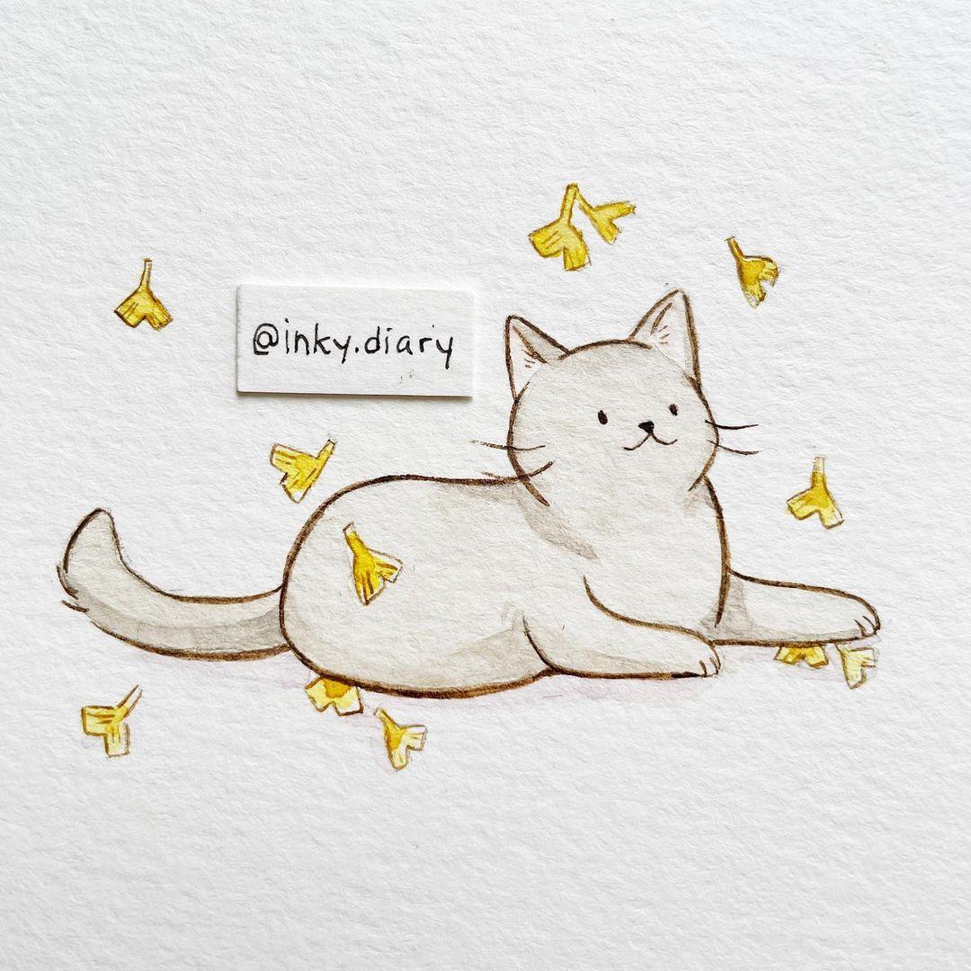 InkyDiary / www.instagram.com/inky.diary