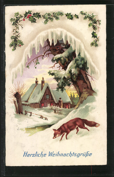 AK-Weihnachtsgruss-Rotfuchs-am-Ortsrand-im-Winter.jpg