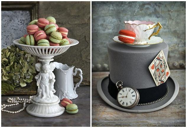 Anges De Sucre London Wedding Macarons_0003