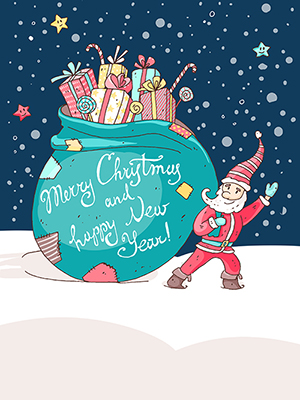 christmas card_gnome_2