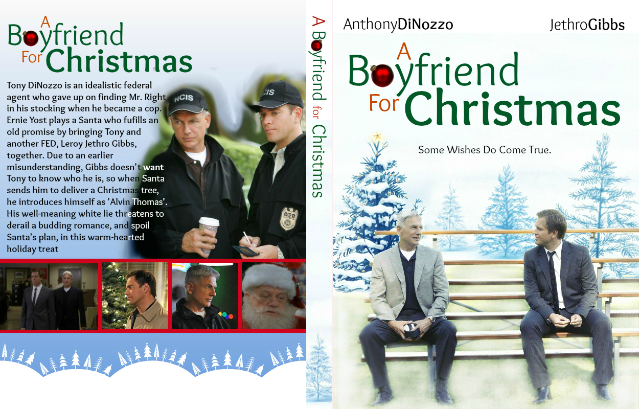 A Boyfriend For Christmas - Fan Art - NCIS - For Tibbs_Yuletide