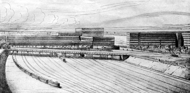 станция Москва-товарная