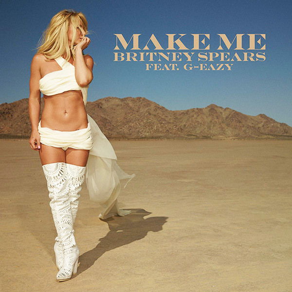Britney's Make Me certified platinum + 5 facts you didn't know ...