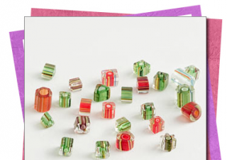 Glass Beads from FLOB